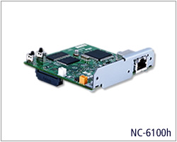 Placa de rede Brother NC6100H