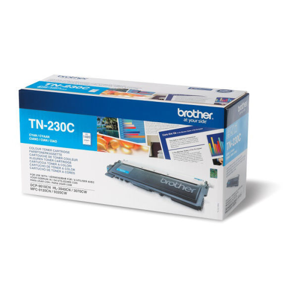 Toner Cião/Azul - Brother TN-230C