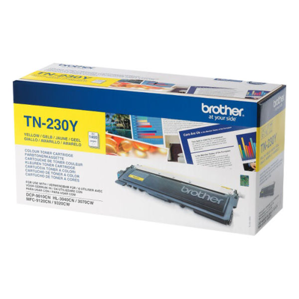Toner Amarelo - Brother TN-230Y