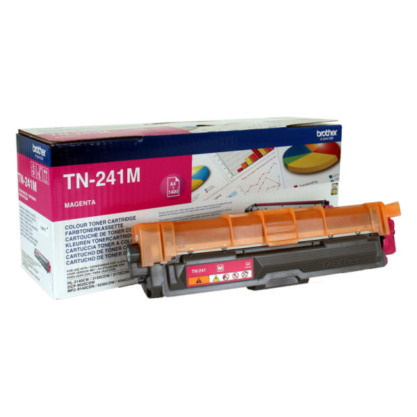 Toner Magenta - Brother TN-241M