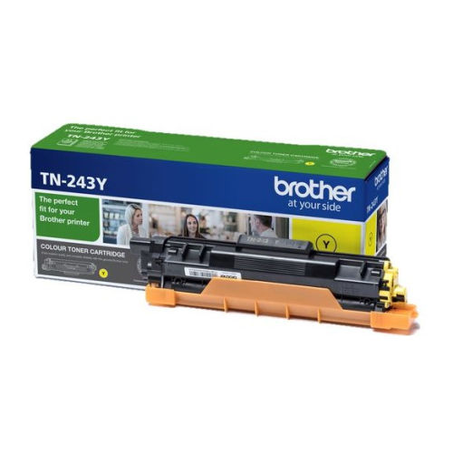 Toner Amarelo - Brother TN-243Y