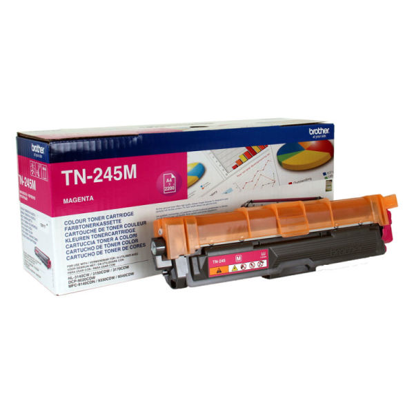 Toner Magenta - Brother TN-245M