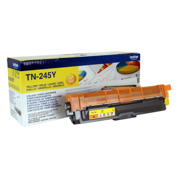 Toner Amarelo - Brother TN-245Y