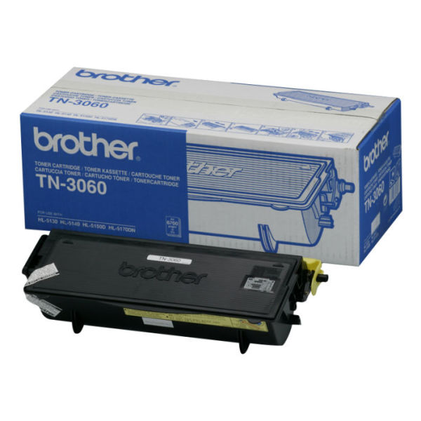 Toner Preto - Brother TN-3060