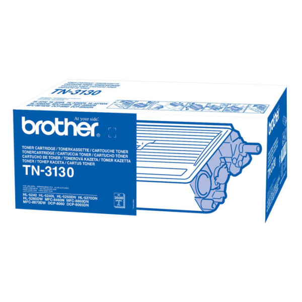 Toner Preto - Brother TN-3130