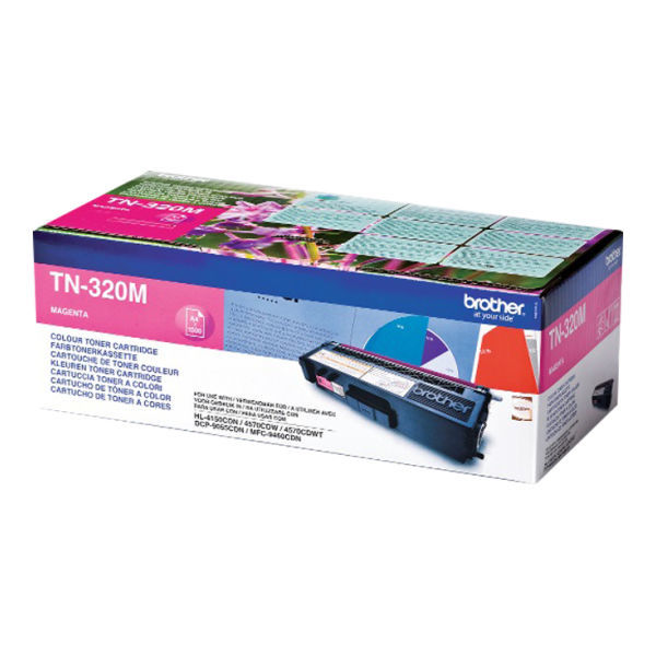 Toner Magenta - Brother TN-320M