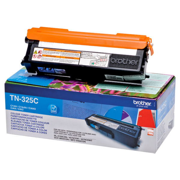 Toner Cião/Azul - Brother TN-325C