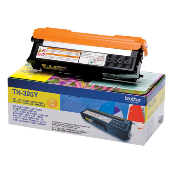 Toner Amarelo - Brother TN-325Y