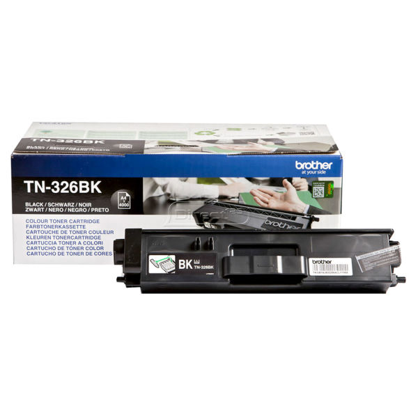 Toner Preto - Brother TN-326BK