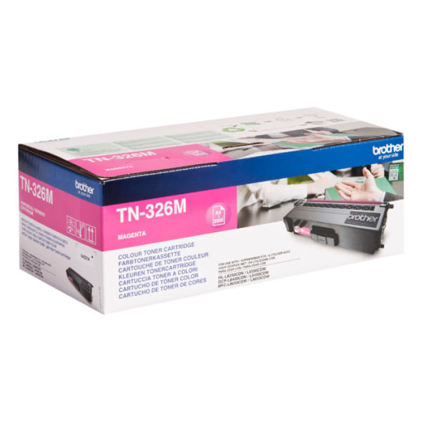 Toner Magenta - Brother TN-326M