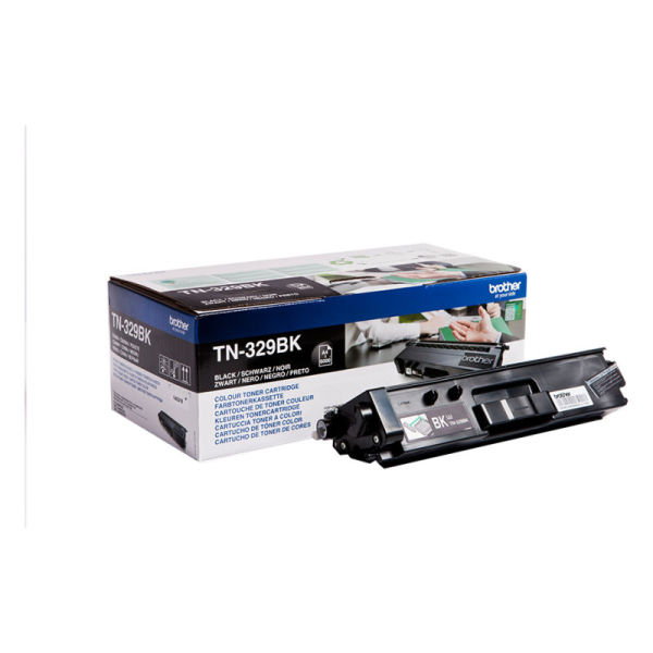 Toner Preto - Brother TN-329BK