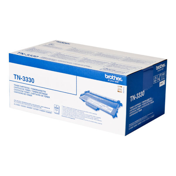Toner Preto - Brother TN-3330