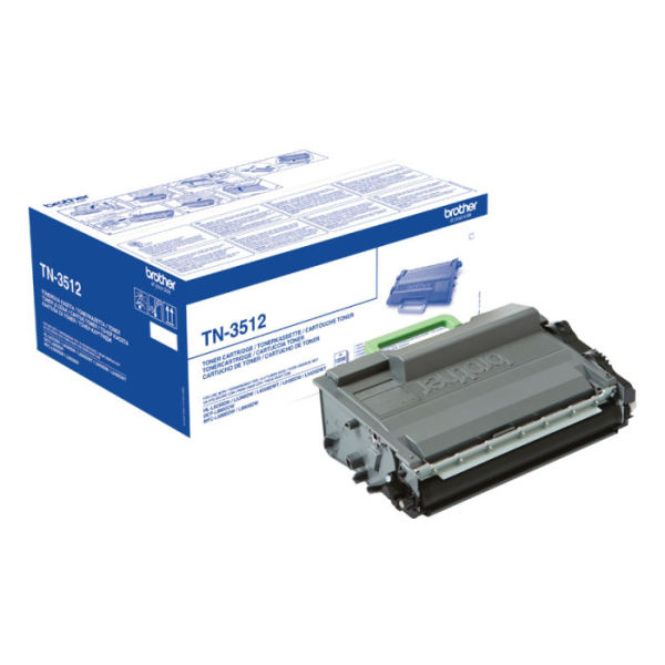 Toner Preto - Brother TN-3512