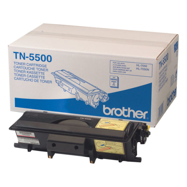 Toner Preto - Brother TN-5500
