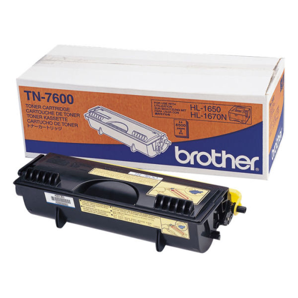 Toner Preto - Brother TN-7600