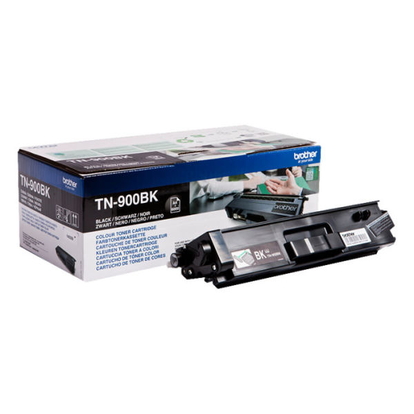 Toner Preto - Brother TN-900BK