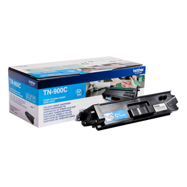 Toner Cião/Azul - Brother TN-900C