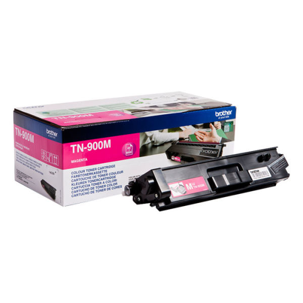 Toner Magenta - Brother TN-900M