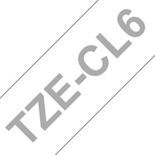 Fita de limpeza para 100 utiliza��es (36mm) - Brother TZe-CL6